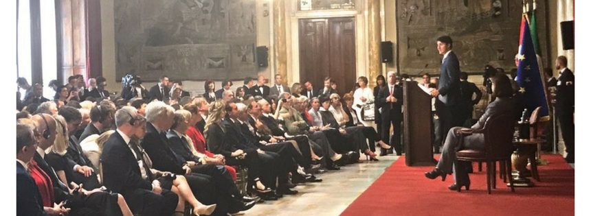 the potential in the trade between canada and italy Canada and italy have a strong commercial relationship the greatest potential  lies in promoting two-way investment, as well as innovation and.